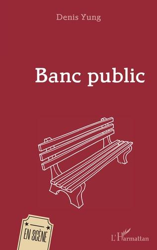 Couverture Banc public