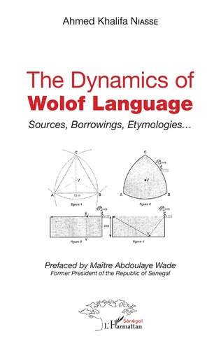 Couverture The dynamics of Wolof Language