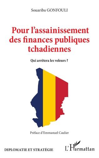 Couverture Pour l'assainissement des finances publiques tchadiennes