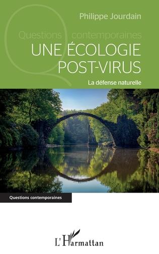 Couverture Une écologie post-virus