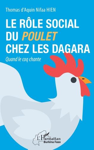 Couverture Le rôle social du poulet chez les Dagara