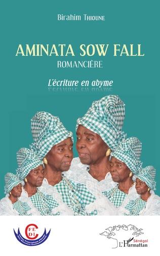 Couverture Aminata Sow Fall. Romancière