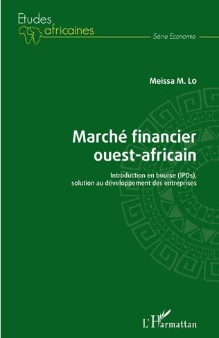 Couverture Marché financier ouest-africain