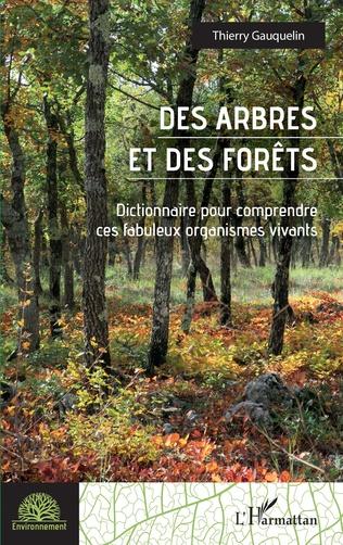 Couverture Des arbres et des forêts