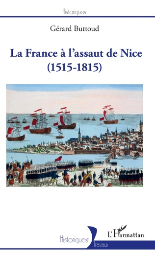 Couverture La France à l'assaut de Nice