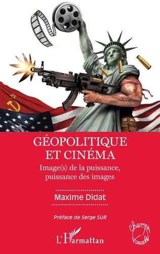 Couverture Géopolitique et cinéma