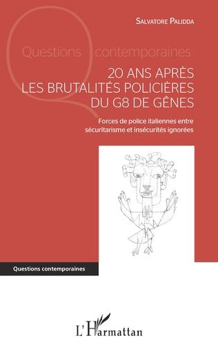 Couverture 20 ans après les brutalités policières du G8 de Gênes
