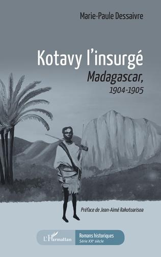 Couverture Kotavy l'insurgé