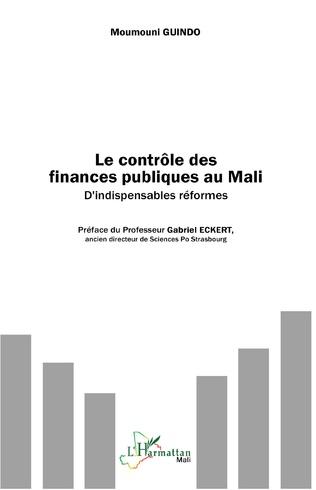 Couverture Le contrôle des finances publiques au Mali