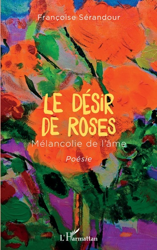 Couverture Le désir de roses
