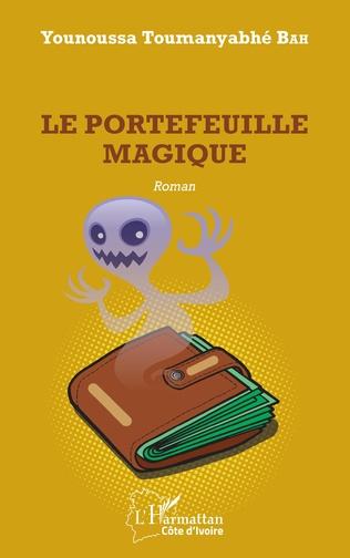Couverture Le portefeuille magique. Roman