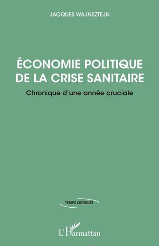 Couverture Economie politique de la crise sanitaire