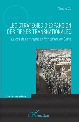 Couverture Les stratégies d'expansion des firmes transnationales