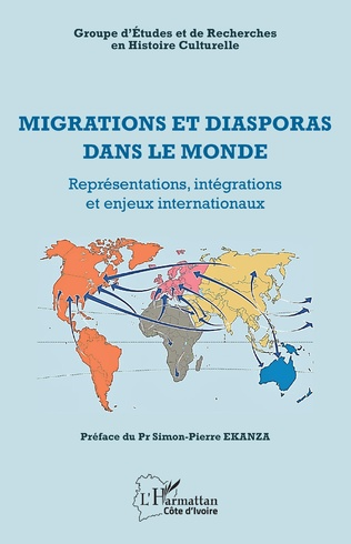 Couverture Migrations et diasporas dans le monde