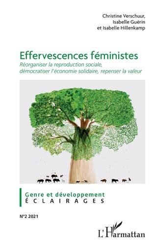 Couverture Effervescences féministes