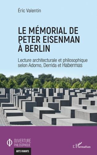 Couverture Le mémorial de Peter Eisenman à Berlin