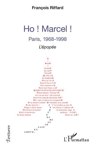 Couverture Ho ! Marcel !