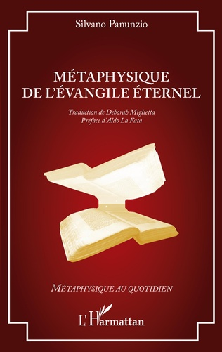 Couverture Métaphysique de l'Evangile éternel
