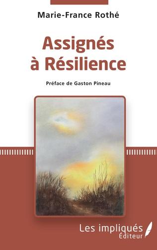 Couverture Assignés à résilience