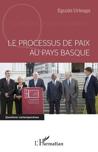Couverture Le processus de paix au Pays basque