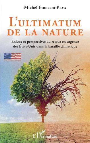 Couverture L'ultimatum de la nature