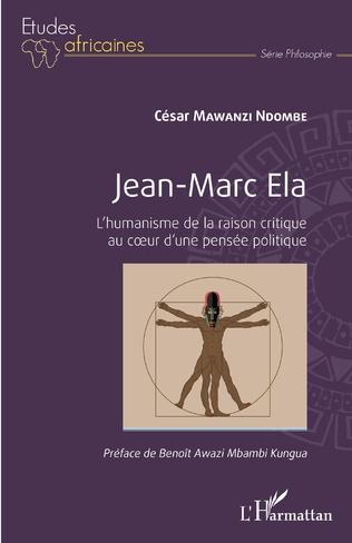 Couverture Jean-Marc Ela