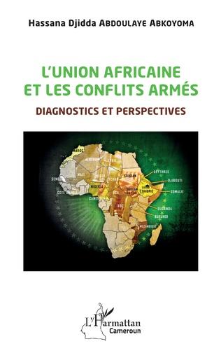 Couverture L'union africaine et les conflits armés