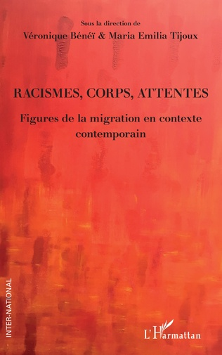 Couverture Racismes, corps, attentes