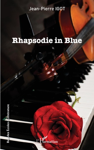 Couverture Rhapsodie in Blue