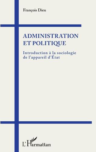Couverture Administration et politique