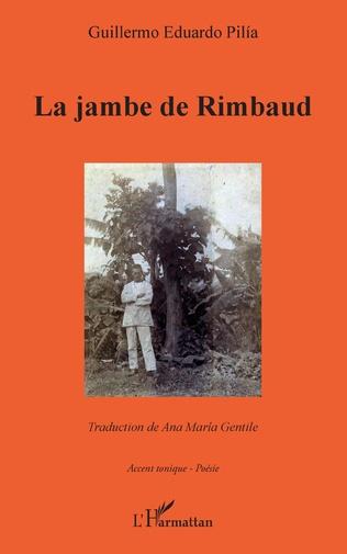 Couverture La jambe de Rimbaud