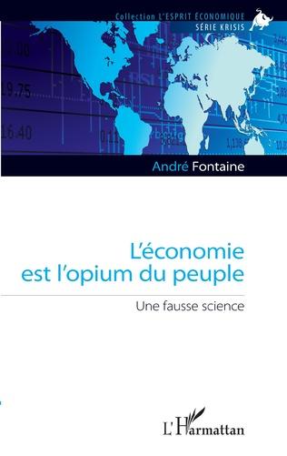 Couverture L'économie est l'opium du peuple