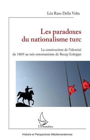 Couverture Les paradoxes du nationalisme turc