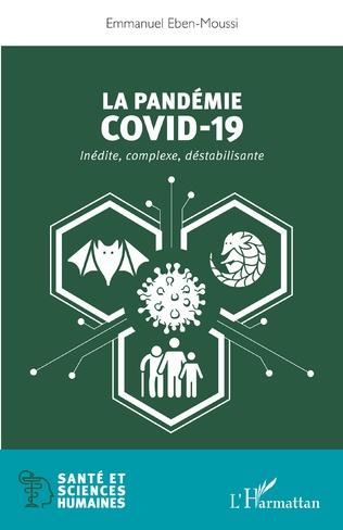 Couverture La pandemie Covid-19