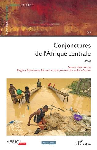 Couverture Conjonctures de l'Afrique centrale 2021