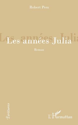Couverture Les années Julia