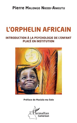 Couverture L'orphelin africain