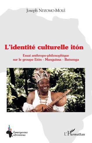 Couverture L'identité culturelle itón
