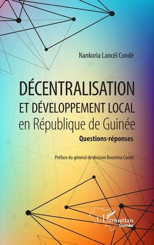 Couverture Décentralisation et développement local en République de Guinée
