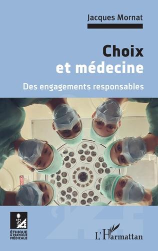 Couverture Choix et médecine