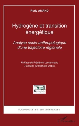 Couverture Hydrogène et transition énergétique
