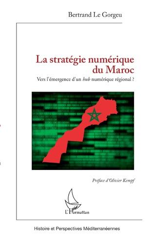 Couverture La stratégie numérique du Maroc