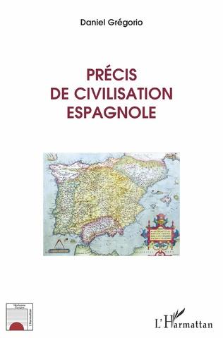 Couverture Précis de civilisation espagnole