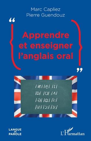 Couverture Apprendre et enseigner l'anglais oral
