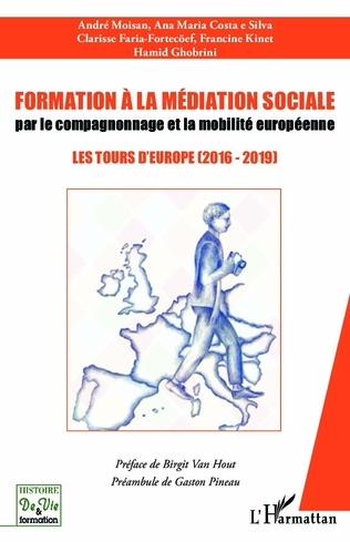 Couverture Formation à la médiation sociale par le compagnonnage et la mobilité européeenne