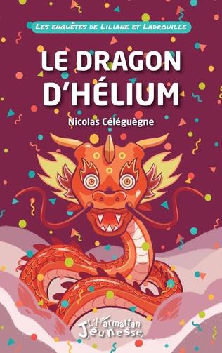 Couverture Le dragon d'Hélium