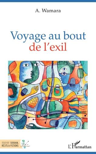 Couverture Voyage au bout de l'exil