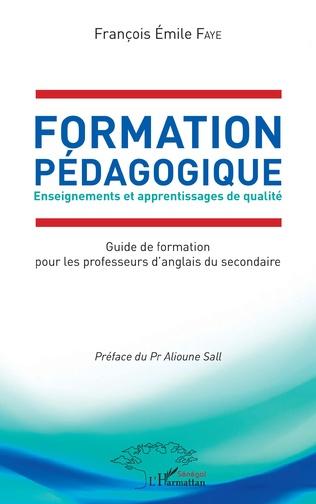 Couverture Formation Pédagogique. Enseignements et apprentissages de qualité