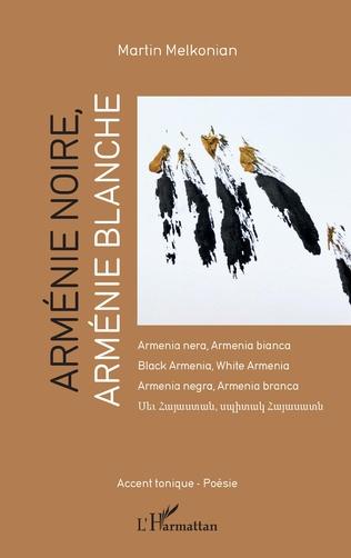 Couverture Arménie noire, Arménie blanche