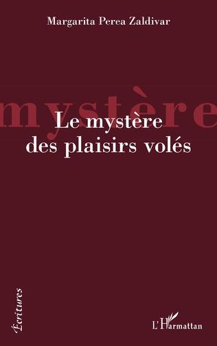 Couverture Le mystère des plaisirs volés